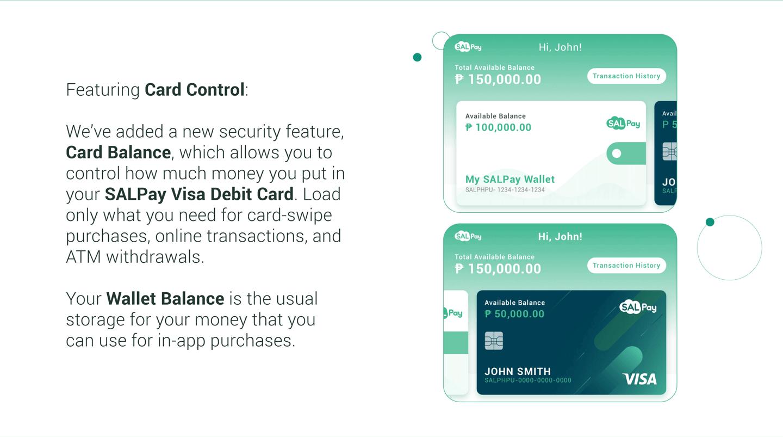 salpay-wallet-balance-card-balance
